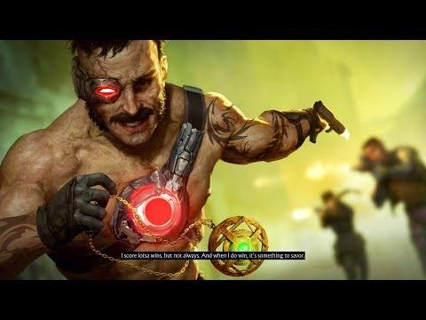 Mortal Kombat 11 - All Character Endings