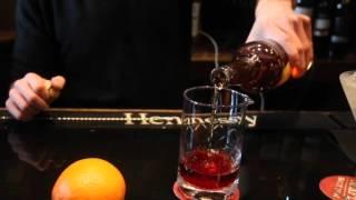 How to make an Irish Manhattan cocktail