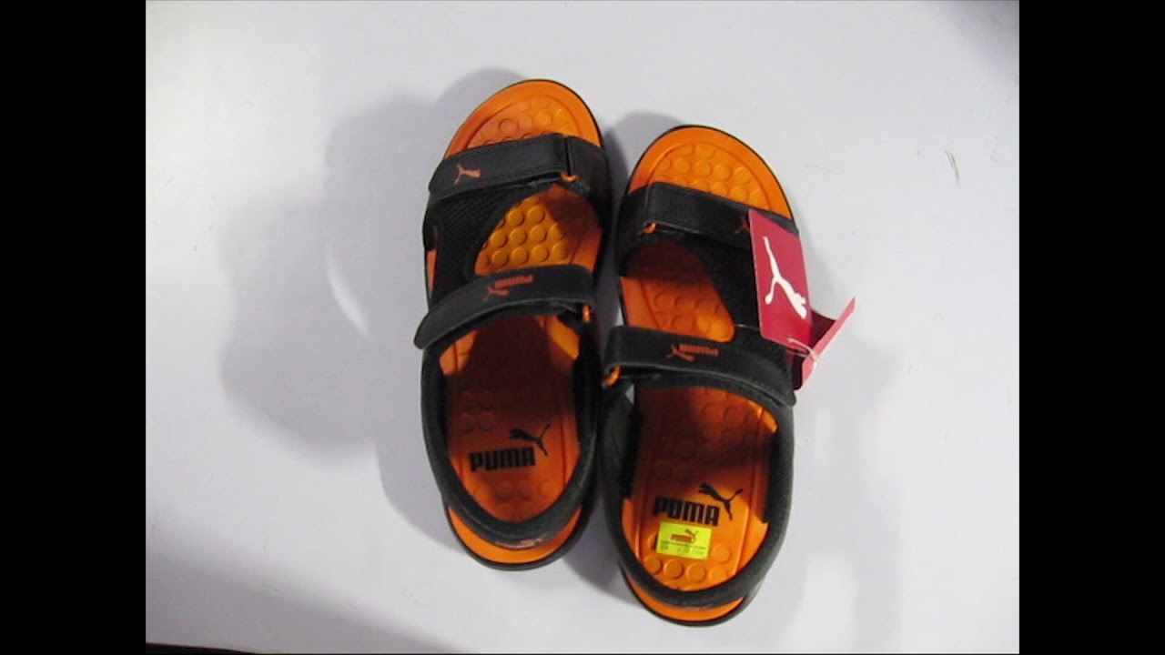 Puma Unisex Cydon DP Rubber Athletic   Outdoor Sandals  Amazon.in ... 823a59a0a70e