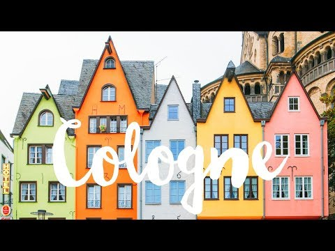 Things To See And Do In Cologne, Germany