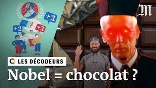 Chocolat, Nobel, viagra et Tchernobyl : gare aux corrélations #LesDécodeurs