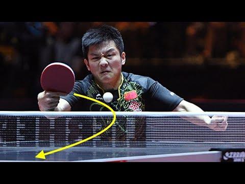 【卓球】中国NO1ホープ樊振東の豪快なスーパープレイ【スポーツ】TableTennis - Fan Zhendong Amazing Attack