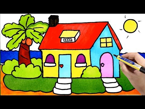 Kids Painting House
