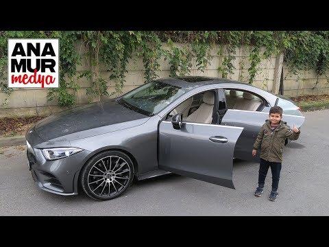 Mercedes-Benz CLS 2018 Baba Oğul Test