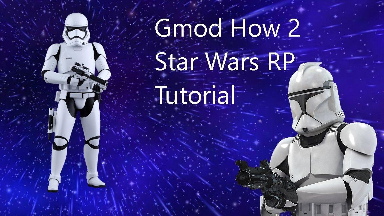 Gmod Star Wars RP - MAINTENANCE CREW - YouTube