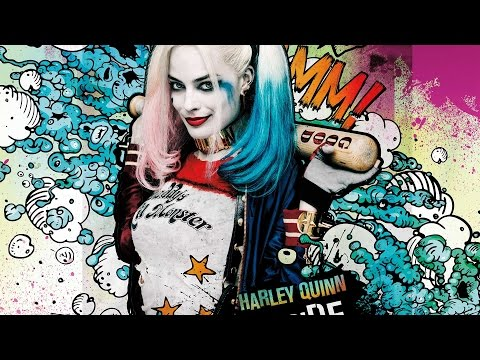 Cut-Harley and Joker-Suicide Squad