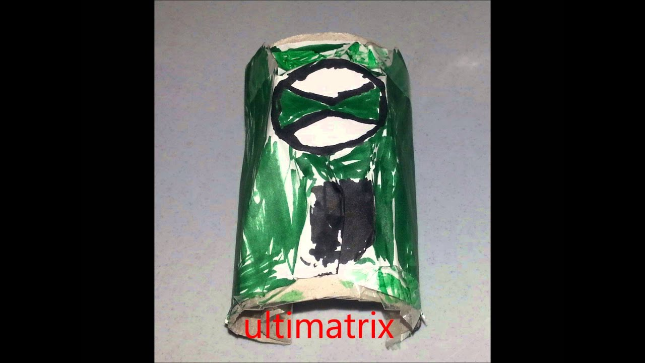 paper omnitrix