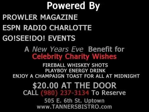 Charlotte Nightlife Tanners Bistro and Lounge News Year Eve 2013 I (980) 237-3134