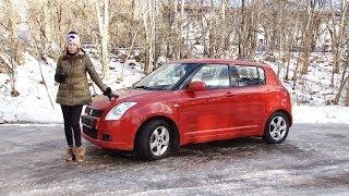 Подержанные автомобили. Вып.150. Suzuki Swift, 2006