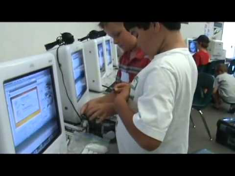 Lego Mindstorms Summer Robotics Program 2010