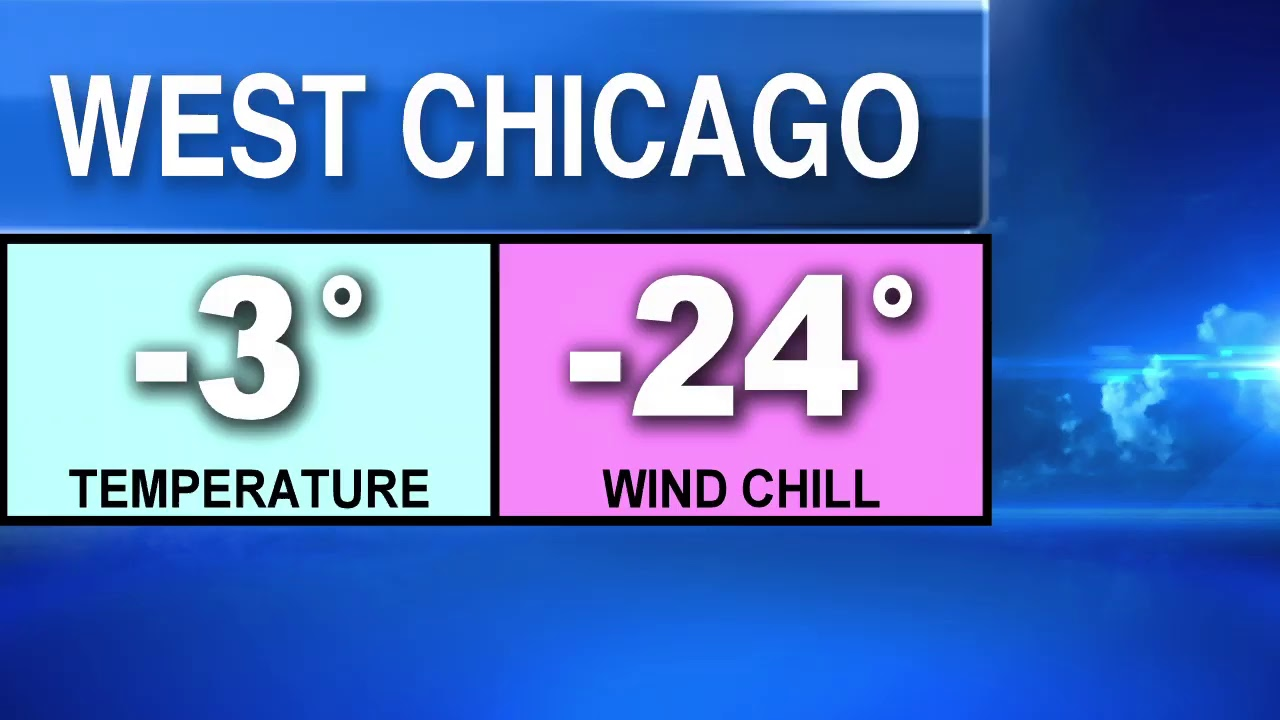 Chicago Weather: Winter Weather Advisory in effect for area, up to 6 ...