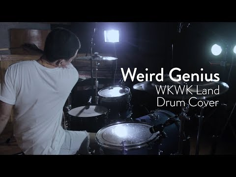 Weird Genius - WKWK Land ft. ChandraLiow - Satria Wilis (Drum Cover)