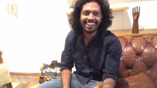 Nakash Aziz Singing 'Selfie Le Le Re' For The Quint