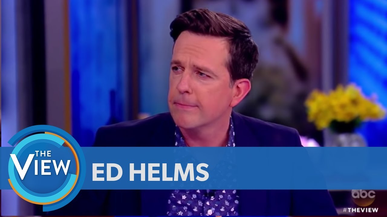 ed-helms-on-crashing-wedding-with-tag-co-stars-remembers-time-on-the-daily-show-the-view