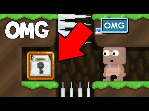 TAKE THE RISK? NEW GAME IN GROWTOPIA!