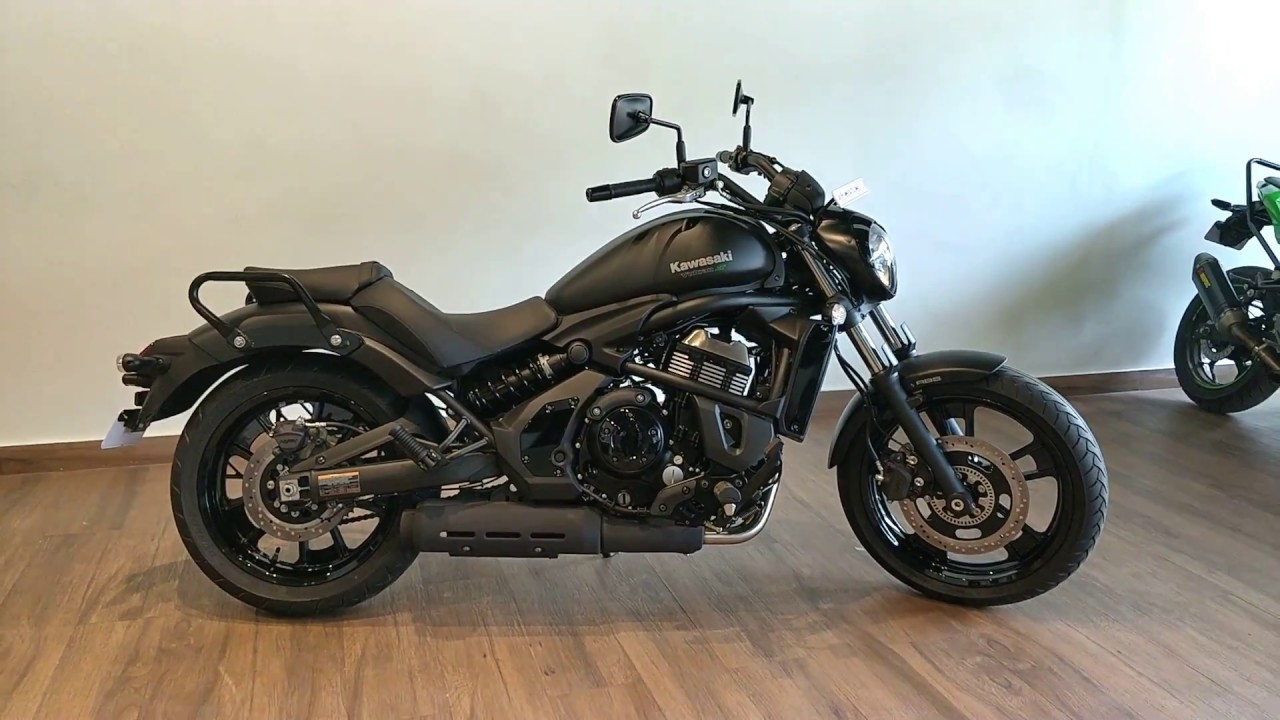 kawasaki vulcan s india first look review exhaust. Black Bedroom Furniture Sets. Home Design Ideas