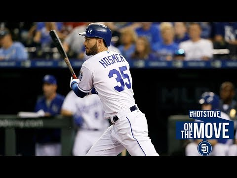 Eric Hosmer Agrees to 8 year,  eric hosmer