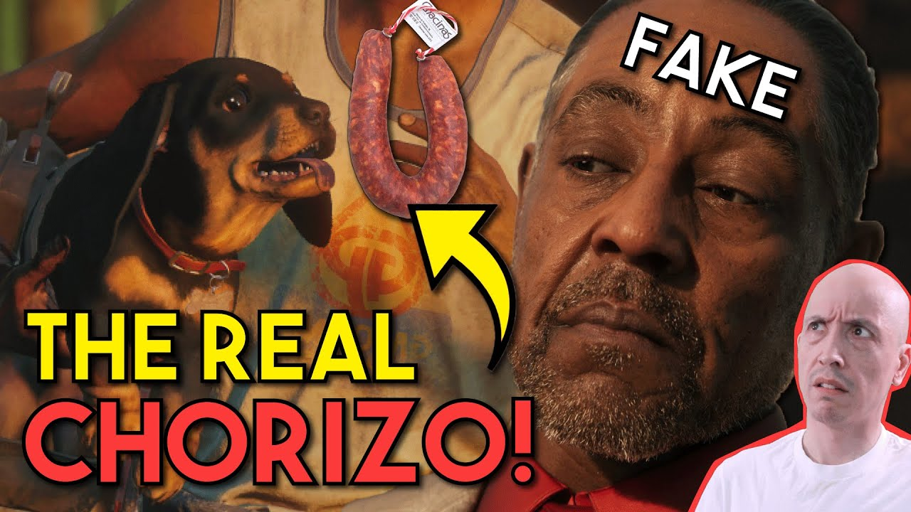 Far Cry 6 Has A Dog Named Chorizo Does It Bother You Chicken Man