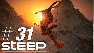 STEEP #32 Mit dem Kopf vorraus Let's Play Steep