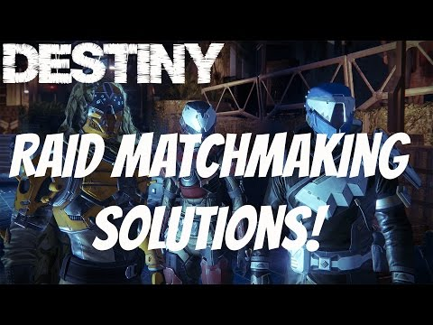 matchmaking websites for destiny