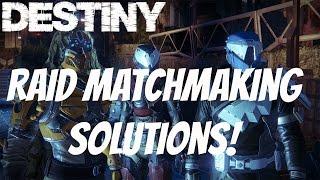 Destiny Weekly Heroic Strike 3-17 Matchmaking on Titan