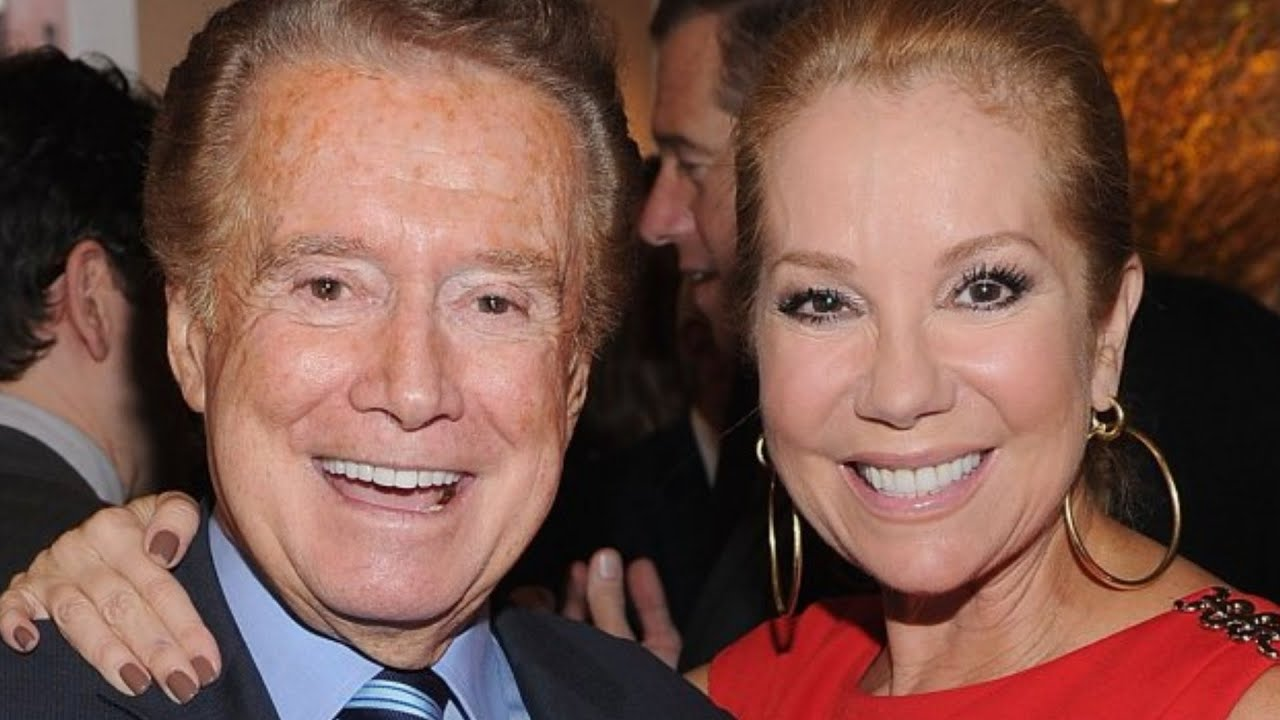 Download Kathie Lee Gifford Shares Heart-Wrenching Tribute To Regis Philbin