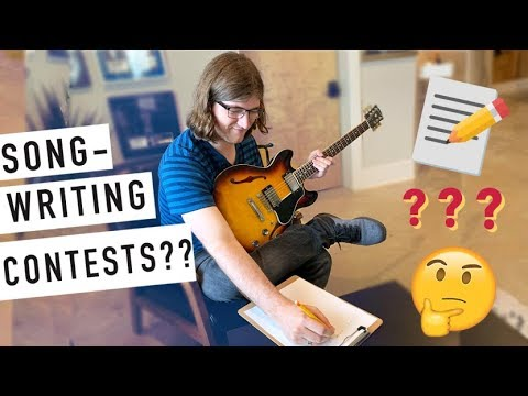 Are Songwriting Contests Worth It?