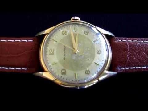 Movado vintage  wristwatch 1960s