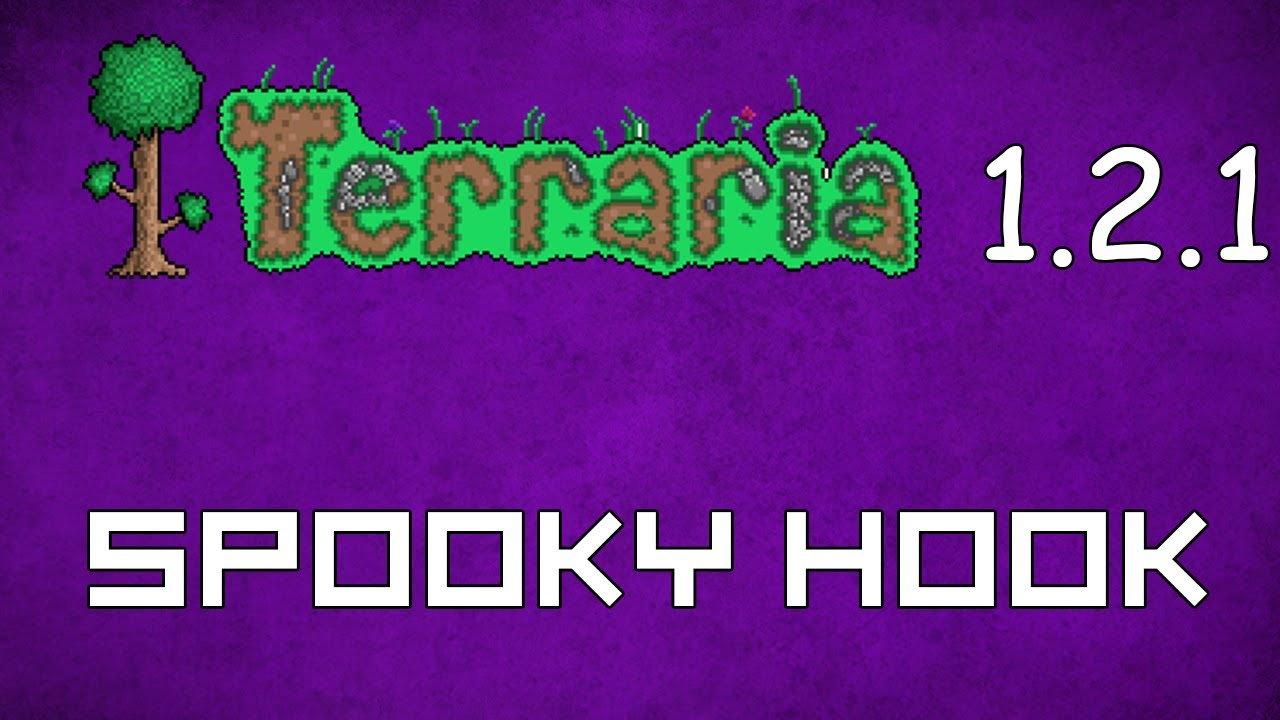 terraria how to make a hook
