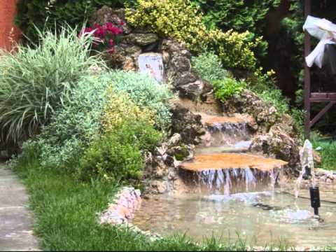 Najlepše dvorišne fontane po izboru Aq Novi Sad - YouTube