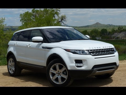 2013 range rover evoque mile high 0 60 mph performance test how to save money and do it yourself. Black Bedroom Furniture Sets. Home Design Ideas