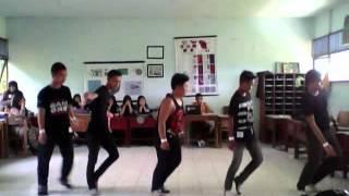 Dance Campuran keren - SMAN 1 Tamban