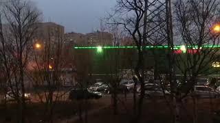 Во Владивостоке рядом с крупным супермаркетом сгорело кафе китайской кухни