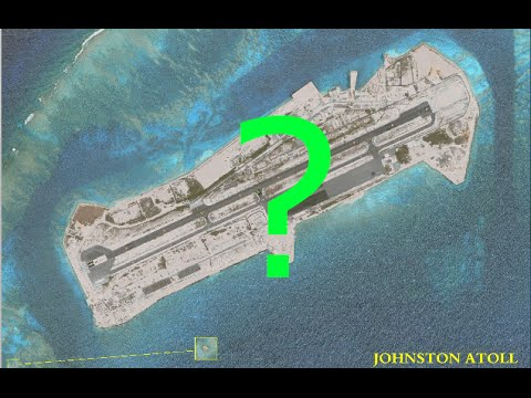 THE USA YOU HAVEN'T HEARD OF- JOHNSTON ATOLL