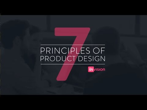 7 Principles of Product Design by Aarron Walter @ BBC Studio Day