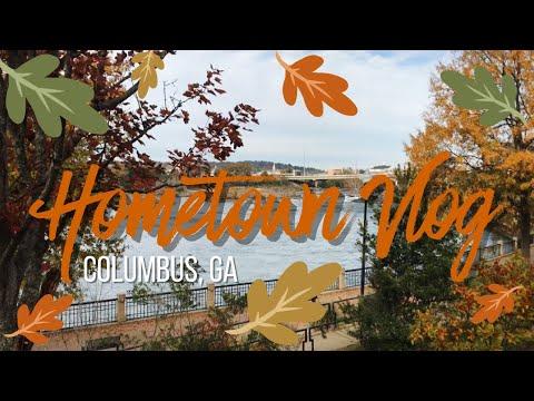 Hometown Vlog | Columbus, GA
