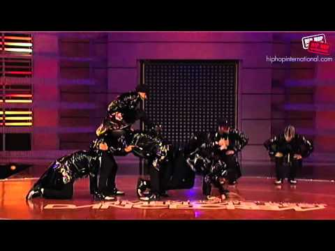 Philippine Allstars - Philippines (HHI 2008 Champions) on ABDC Stage!!