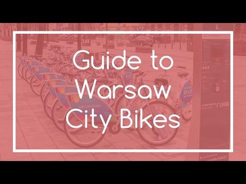 Renting a Warsaw City Bike | Warsaw Local
