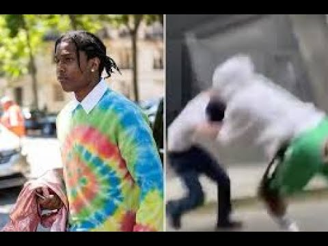 Asap Rocky BRAWL in Sweden!