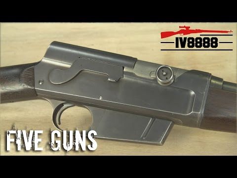 Thumbnail: Top 5 Guns You Never Knew Existed
