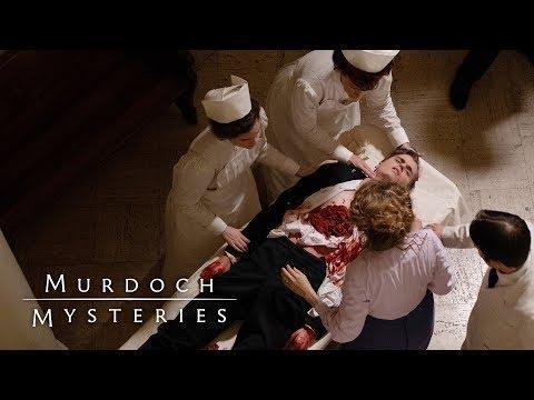 "Murdoch Episode 17, ""Darkness Before The Dawn – Part One"", Preview | Murdoch Mysteries: Season 12"