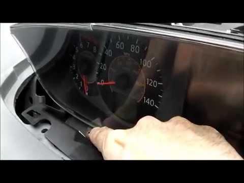 2006 Nissan Quest Odometer Fix
