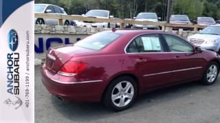 2005 Acura RL Providence RI North Smithfield, RI #PGN584A