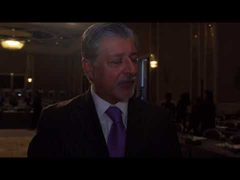 Adnan Z. Amin, Director-General of the International Renewable Energy Agency (IRENA)
