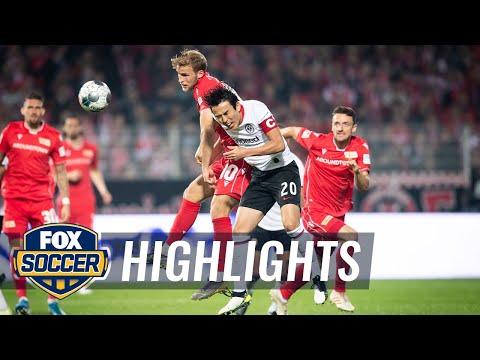 1. FC Union Berlin Vs. Eintracht Frankfurt | 2019 Bundesliga Highlights