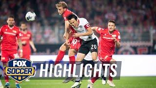 Watch full highlights between 1. fc union berlin vs. eintracht frankfurt.#foxsoccer #bundesliga #eintracht #unionberlinsubscribe to get the latest fox soccer...