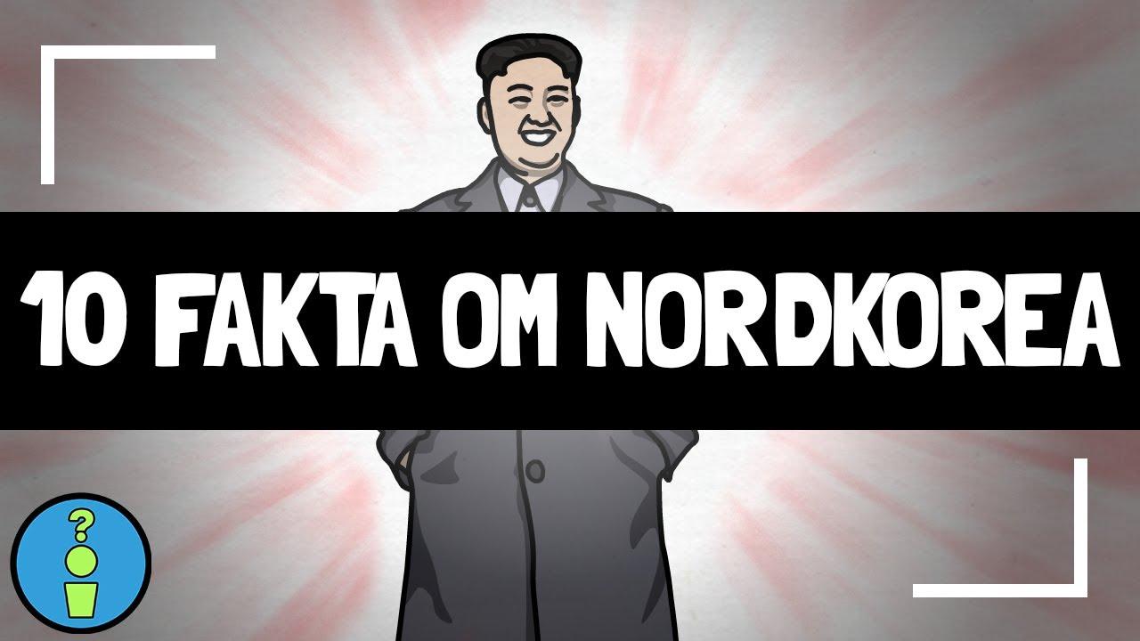 Download 10 FAKTA OM NORDKOREA