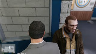 I FOUND NIKO IN GTA 5!!