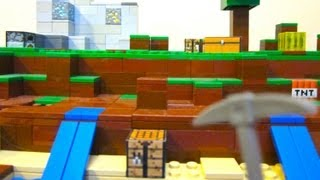 LEGO Minecraft World