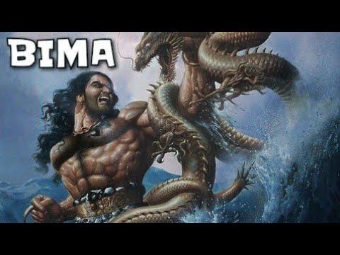 Bima , Putra Kedua Pandawa ( Kisah Mahabharata #4 )